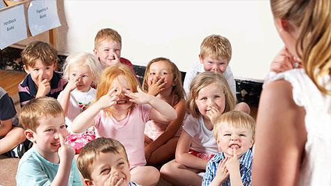 So findest du den für dich richtigen Kindergarten (Bild: thinkstockphotos.de)