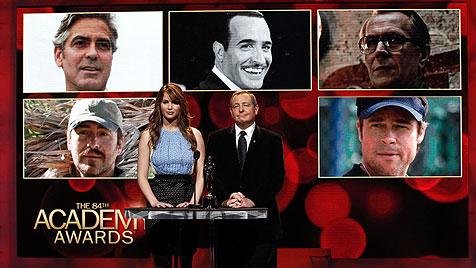 George Clooney für den Hauptrollen-Oscar nominiert (Bild: DAPD/AP Photo/Matt Sayles)