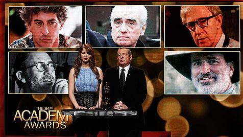 George Clooney für den Hauptrollen-Oscar nominiert (Bild: Matt Sayles/AP/dapd)