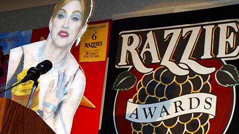 """""""Razzies"""" werden erstmals nach den Oscars verliehen (Bild: AP)"""