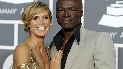 Seal kritisiert Heidi Klums Schweigen über die Trennung (Bild: AP)
