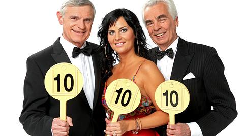 "Seitenwechsel bei ""Dancing Stars"": Ekker wird Juror (Bild: ORF/Hans Leitner)"