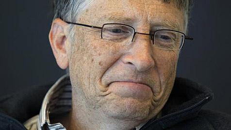 """Gates: """"Computer keine Priorität für die Ärmsten"""" (Bild: AP)"""