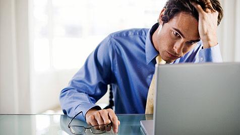 Linzer Forscher weisen Stress durch PC-Absturz nach (Bild: thinkstockphotos.de)