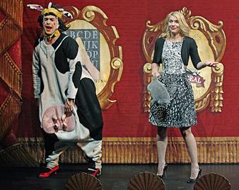 """Claire Danes mit """"Hasty Pudding Award"""" geehrt (Bild: AP)"""