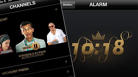 Kronehit-App bringt die meiste Musik aufs iPhone