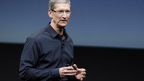 Neuer Stil bei Apple: Cook reagiert auf Zeitungsbericht (Bild: AP)