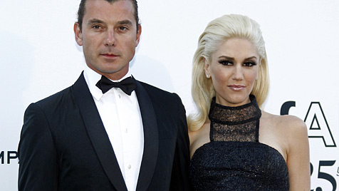 Scheidung auch bei Gwen Stefani und Gavin Rossdale? (Bild: EPA)