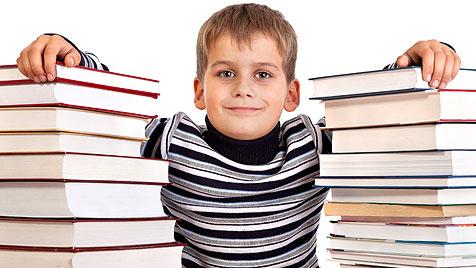 So wird dein Kind zu einem echten Bücherwurm (Bild: thinkstockphotos.de)