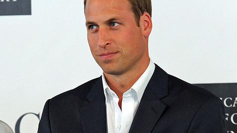 William flog von Liste der am besten gekleideten Männer (Bild: EPA)