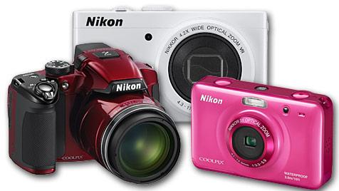 Frühjahrskollektion: Nikon stellt elf neue Coolpix-Modelle vor (Bild: Nikon)