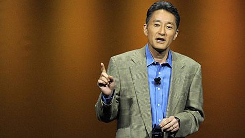 Führungswechsel bei Sony: Hirai löst Stringer ab (Bild: AP)