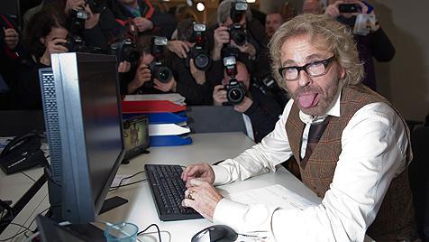 Gottschalk wird in der ARD zum Zuschauerschreck (Bild: AP)