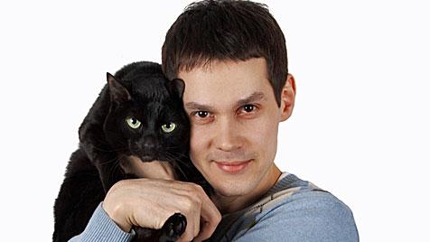 Katzen sind gut für Körper und Geist ihrer Halter (Bild: Photos.com/Getty Images)