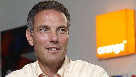 """Orange-Chef Krammer: """"Kunden werden profitieren"""" (Bild: Orange)"""