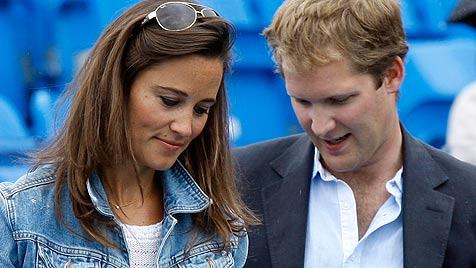 Pippa Middleton liebt den Besitzer von Hogwarts (Bild: dapd)