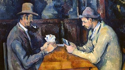 Emirat Katar zahlte 190 Millionen Euro für Cézanne-Bild