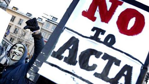 Auch Slowakei setzt ACTA-Ratifizierung vorerst aus (Bild: AP)