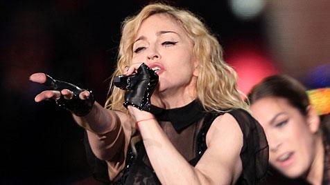 Madonna spielt am 29. Juli Konzert im Happel-Stadion (Bild: dapd/AP/Srdjan Ilic)