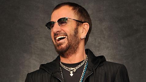 Beatles-Rentner Ringo Starr mit neuem Album (Bild: Universal Music)