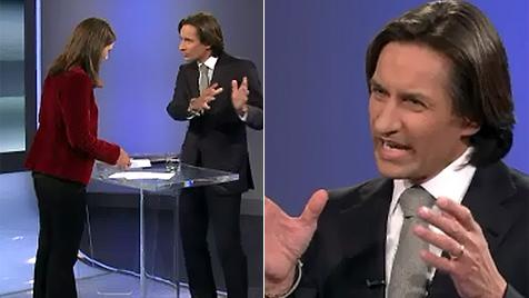 Grasser �ber Schwiegermama und b�se Medien (Bild: Screenshot tvthek.orf.at)