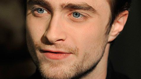 Daniel Radcliffe hat reihenweise Fans vernascht (Bild: dapd)