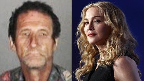 Irrer Stalker von Madonna flüchtete aus Psychiatrie (Bild: AP)