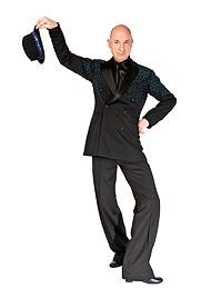 Tanzen Sie besser als der Kardinal, Herr Schönborn? (Bild: ORF/Ali Schafler)