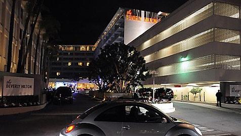 Houstons Tochter Bobbi zum zweiten Mal im Krankenhaus (Bild: EPA)