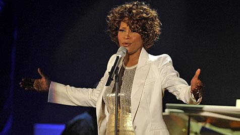 Whitney Houston im Alter von 48 Jahren in L.A. gestorben (Bild: dapd/J�rg Koch)