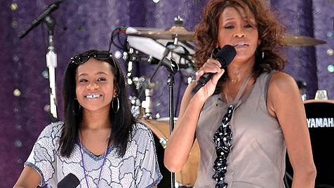 Bobbi Kristina erhält Whitneys gesamtes Vermögen (Bild: dapd)