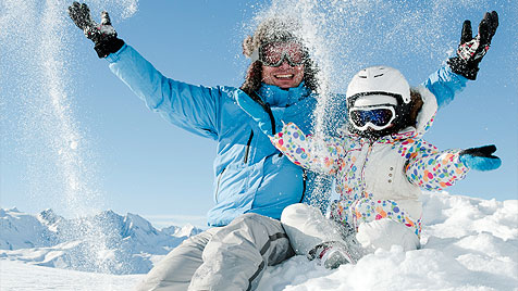 So kommst du günstiger durch den Winterurlaub (Bild: thinkstockphotos.de)