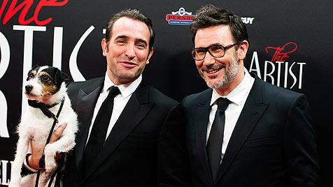 "Terrier ""Uggie"" räumt bei ""Golden Collar Awards"" ab (Bild: dapd/Clemens Bilan)"