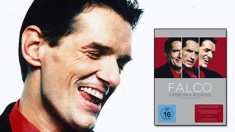 """Falco: Superstar & Rockidol"" würdigt Leben des Falken (Bild: Sony Music)"