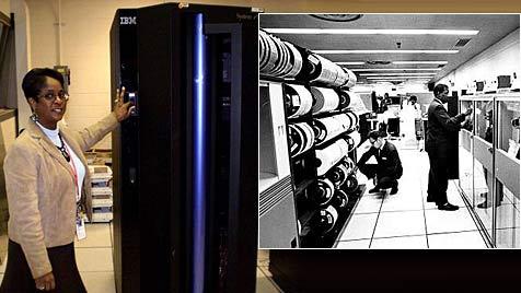 NASA schickt den letzten Mainframe in Pension (Bild: NASA, krone.at-Grafik)