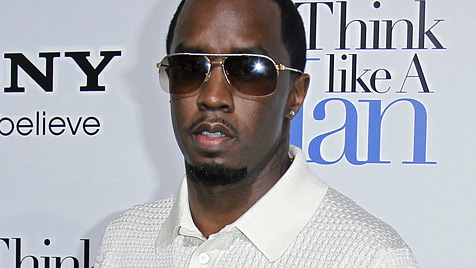 "P. Diddy: Nach Party in ""Playboy""-Villa ins Krankenhaus (Bild: AP)"