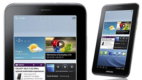 Samsung bringt im März Galaxy Tab 2 mit Android 4.0 (Bild: Samsung)