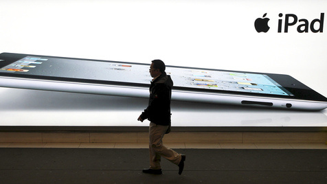 Rückschlag für Apple in China im Kampf um iPad (Bild: AP)