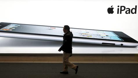 Streit über Namensrechte für iPad vor Gericht (Bild: AP)