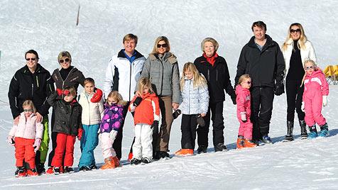 Exklusiver Skiort für die Reichen und Schönen im Schock (Bild: EPA)