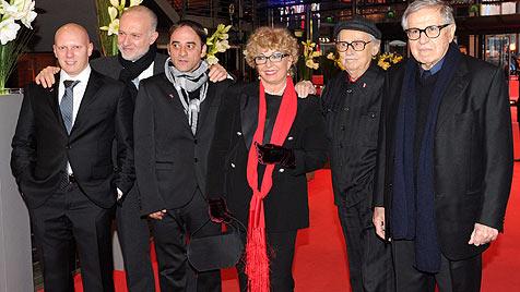 """Berlinale: Goldener Bär geht an """"Cäsar muss sterben"""" (Bild: EPA)"""