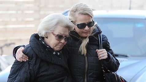 Königin Beatrix besucht Friso fast jedes Wochenende (Bild: dpa/Tobias Hase)