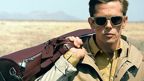 Louis Vuitton holt Austro-Model Werner Schreyer (Bild: LOUIS VUITTON/ALASDAIR MCLELLAN)