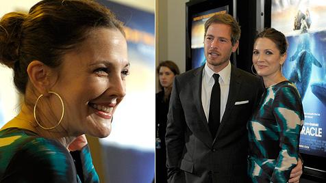 Drew Barrymore soll ihr erstes Kind erwarten (Bild: dapd)