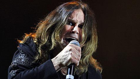 Ozzy Osbourne kommt mit Slash nach Wien (Bild: dapd)