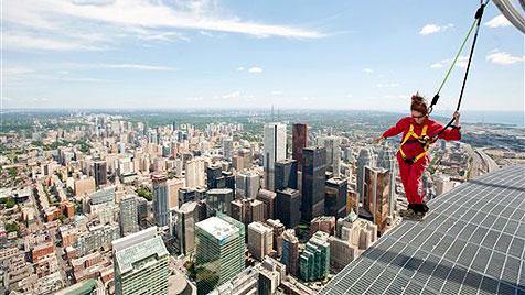 Das sind die höchsten Gebäude der Welt (Bild: AP)