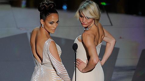 Hauptrollen-Oscars für Meryl Streep und Jean Dujardin (Bild: dapd)