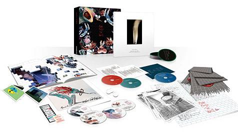 Klassiker von Pink Floyd als Luxus-Box-Set erschienen (Bild: EMI Music)