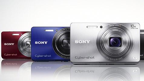 Sony präsentiert sieben neue Cyber-shot-Modelle (Bild: Sony)