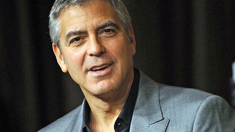 George Clooney kommt für Dreh nach Österreich (Bild: EPA)